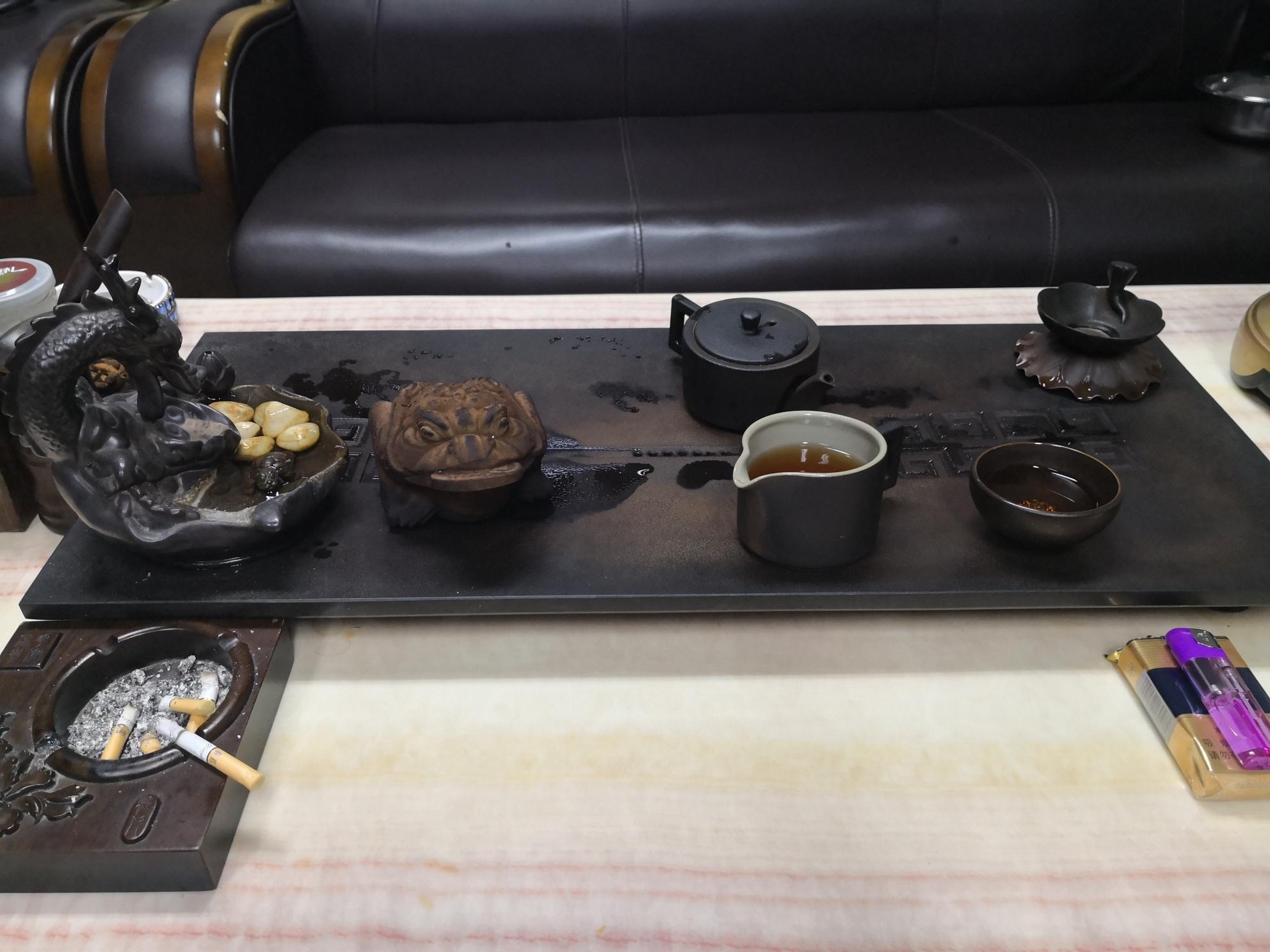 绵阳花鸟鱼虫图片喝茶看鱼有人说这是爱好 绵阳水族批发市场 绵阳水族批发市场第3张
